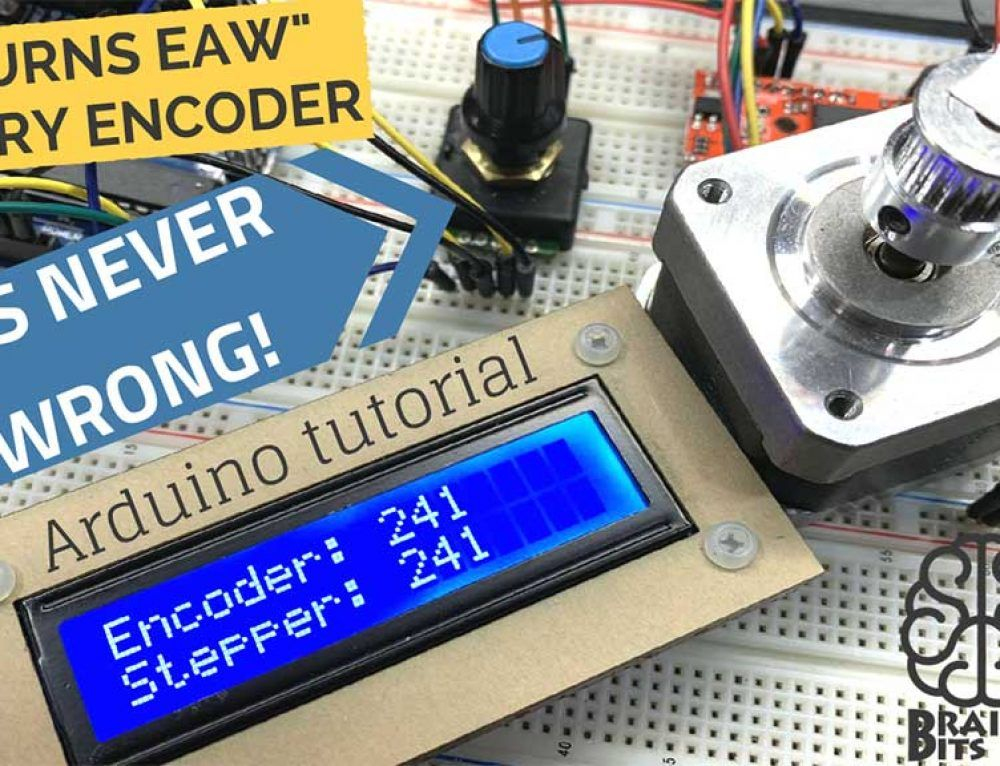 A Rotary Encoder that's Always on the Money! The 'Bourns EAW