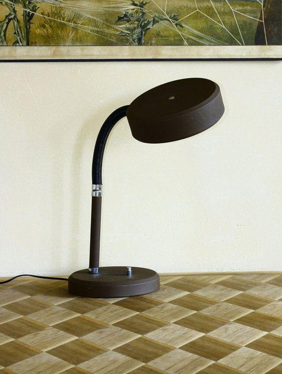 industriële bureaulamp metaal XL retro door FunkyPastPresents