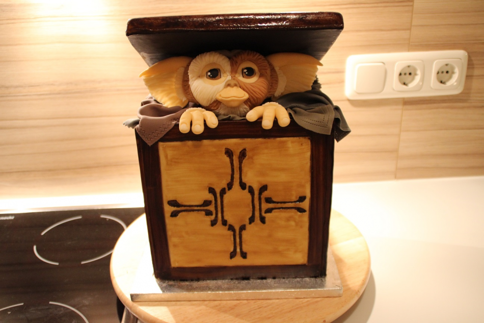Das ist die Gewinnertorte des Monats Dezember.Herzlichen Glückwunsch an Resi Ochkatzl !!! www.cake-company.de