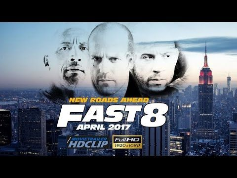 fast and furious 8 trailer 2017 vin diesel jason statham movie hd full movie pinterest. Black Bedroom Furniture Sets. Home Design Ideas
