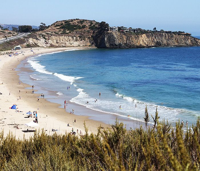 Crystal Cove Beach Ca My Uncle And Aunt Took Family Here For An Afternoon At The It Was Breathtaking