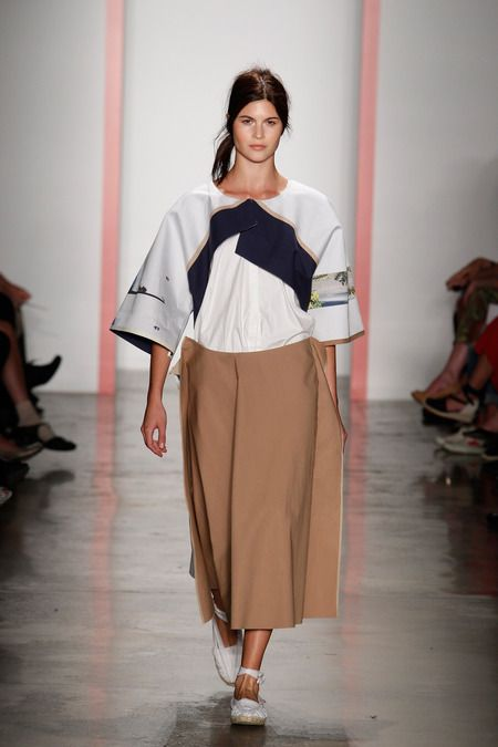 Parsons The New School for Design Spring 2014 #NYFW