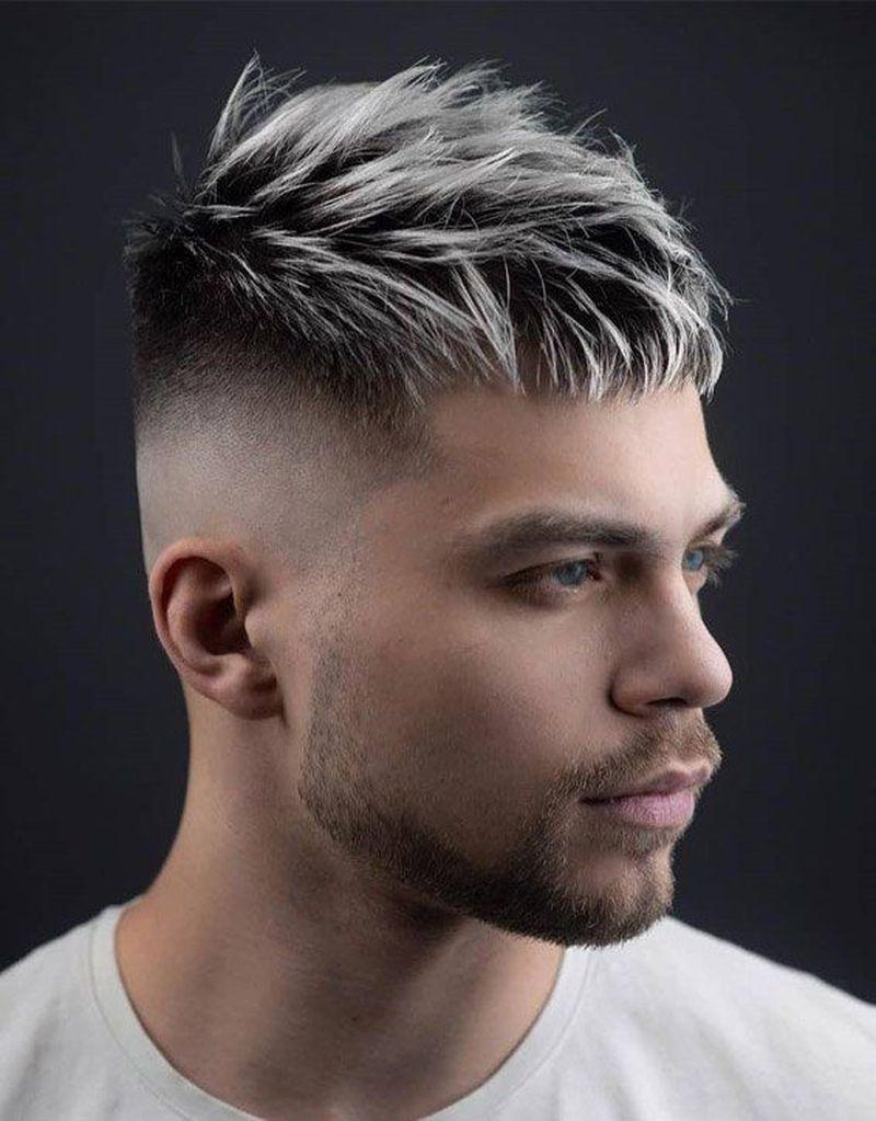Sencillo y bonito peinados de hombre pelo corto Galería de tendencias de coloración del cabello - Peinados Pelo Muy Corto Hombre 2020 | Certificacion ...