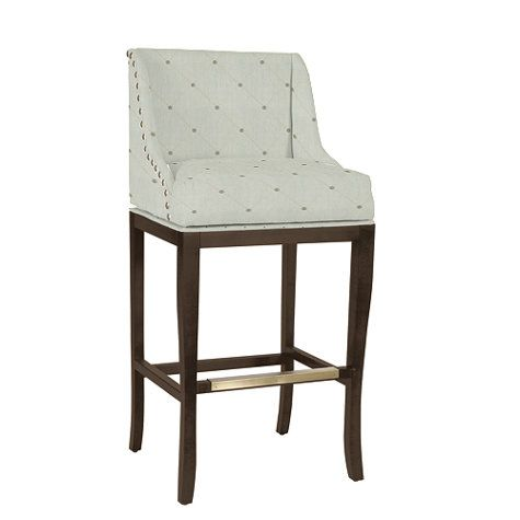 Ballard Designs Marcello Swivel Bar Stool In Salisbury