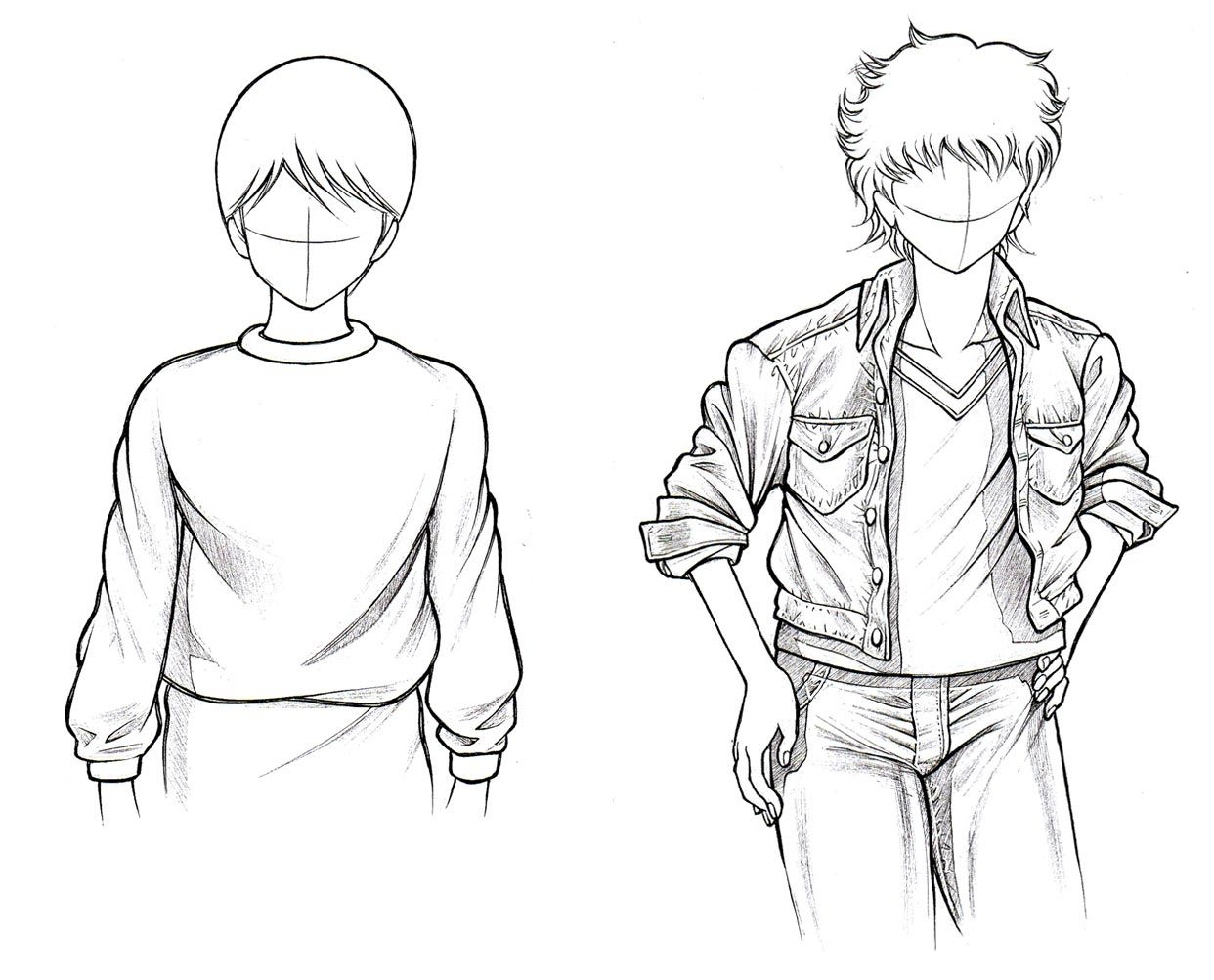 How to Draw Clothes (Part 3) Manga University Campus Store ...