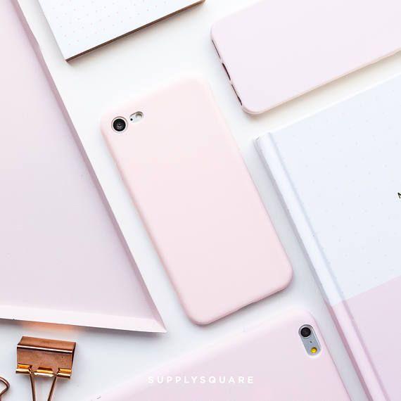 Rosa Del Iphone Iphone 7 Caso Iphone 7 Plus Iphone 6 X2f 6s Pink Phone Cases Iphone Pink Iphone 7 Case