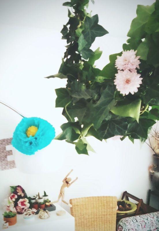 Deco D Anniversaire Theme Nature Diy C Elle Decoration