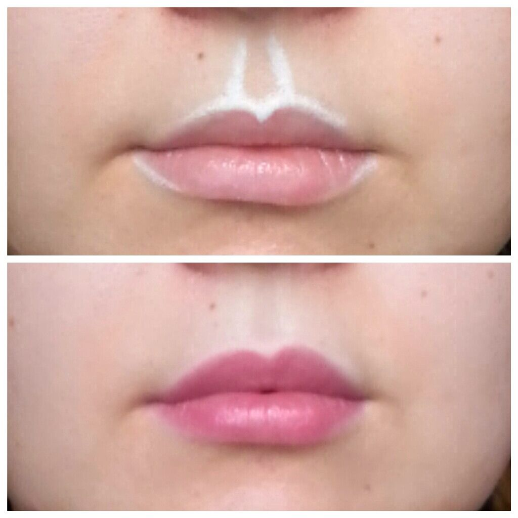 how to hide philtrum - Google Search | Makeup Tips and Ideas
