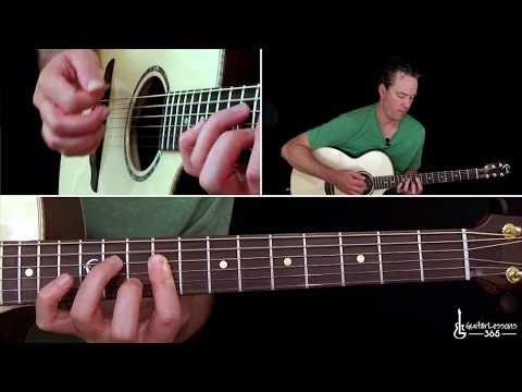 Jack And Diane Guitar Chords Lesson John Cougar Mellencamp