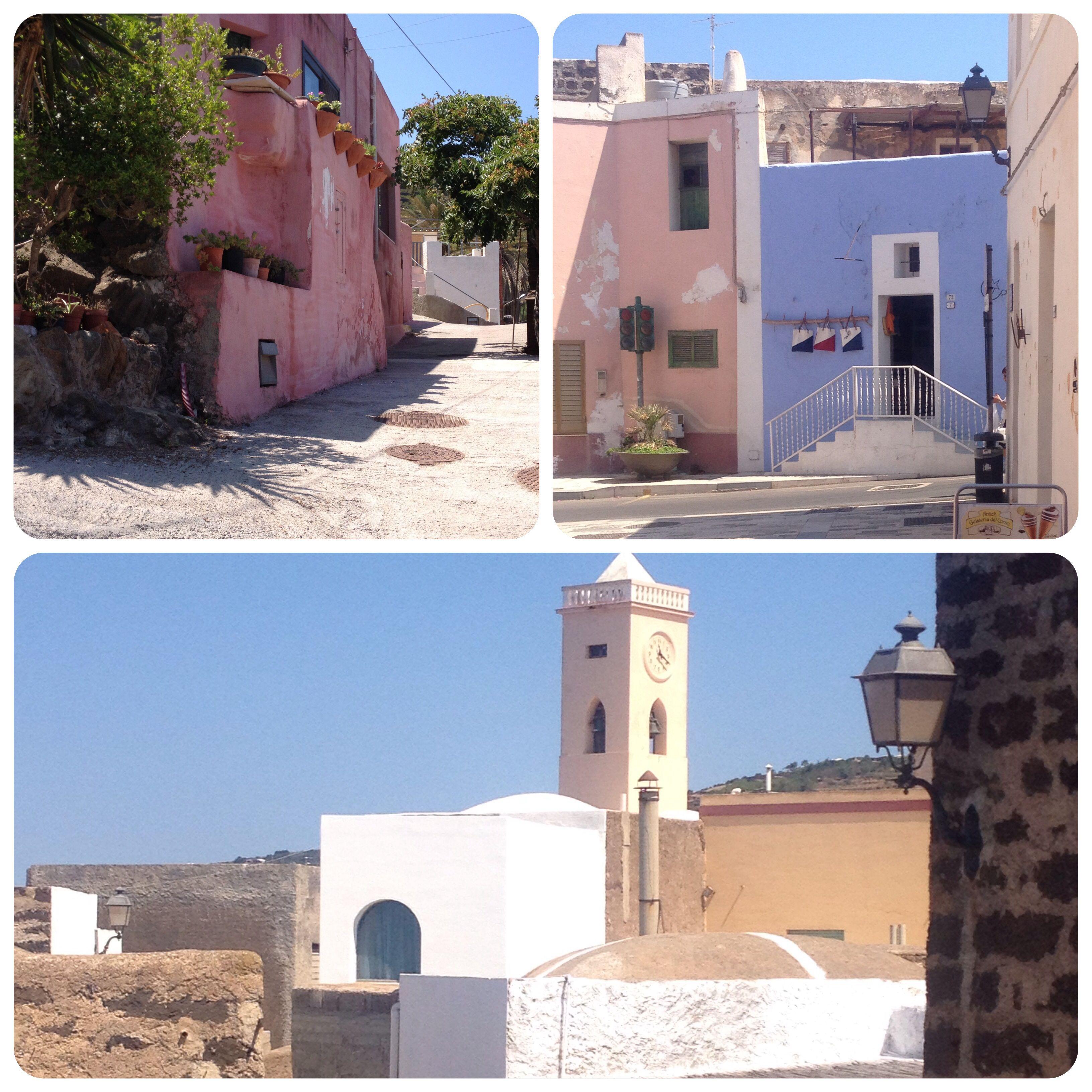 Pantelleria - il silenzio