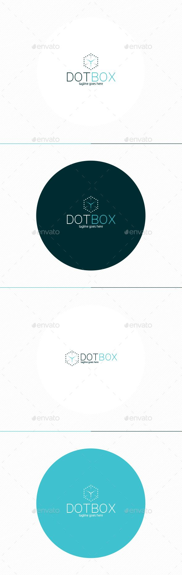 Icon box symbol vector design also dot logo logos and templates rh za pinterest