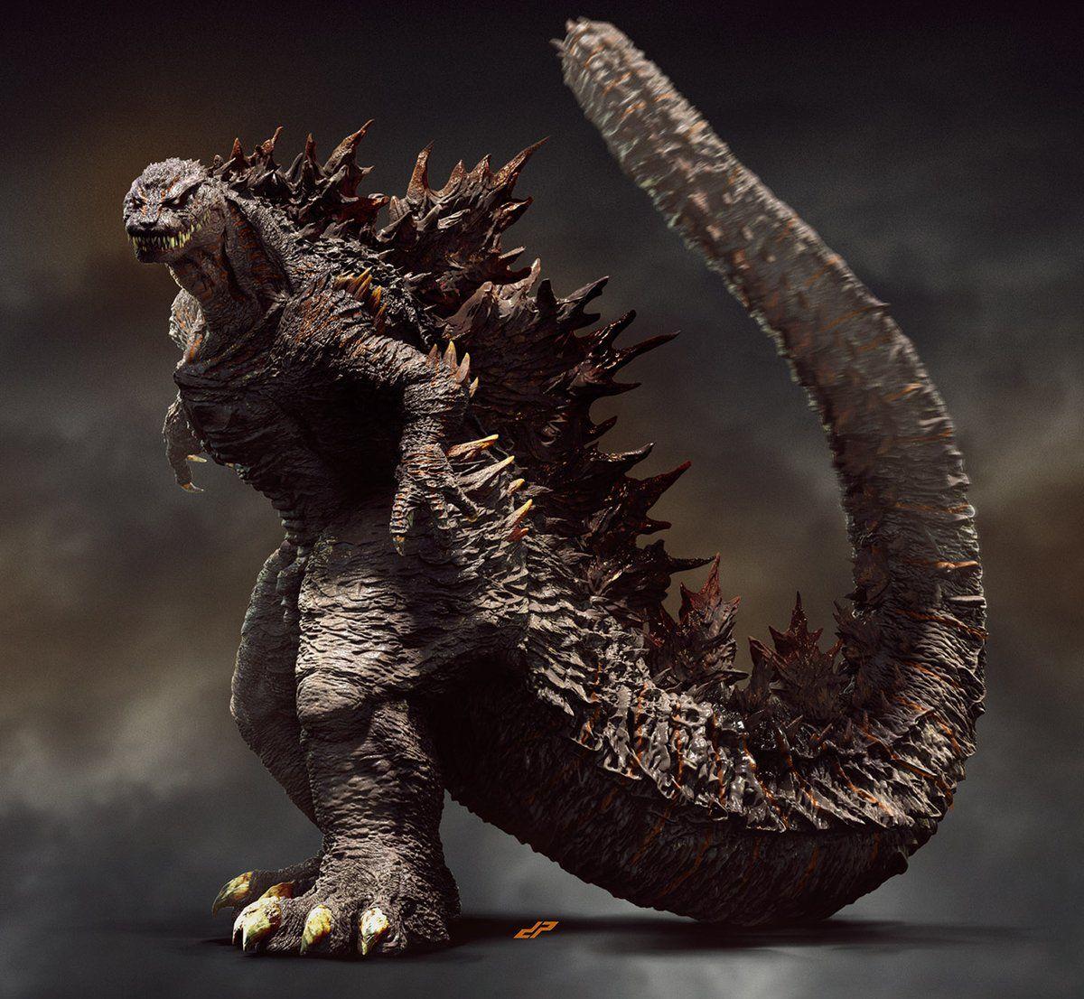 Dopepope(D0PEP0PE)さん Twitter in 2020 Godzilla, All