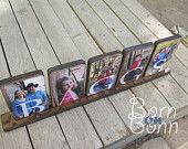 Custom Personalized Wood Block Display - 3 letters. $25.50, via Etsy.