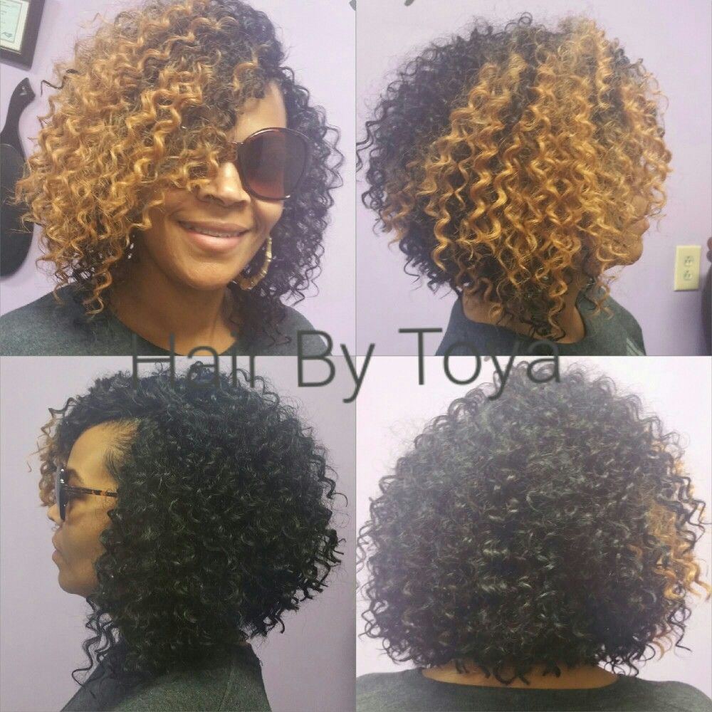 model model jerry curl quick weave bob ☆   quick weaves in