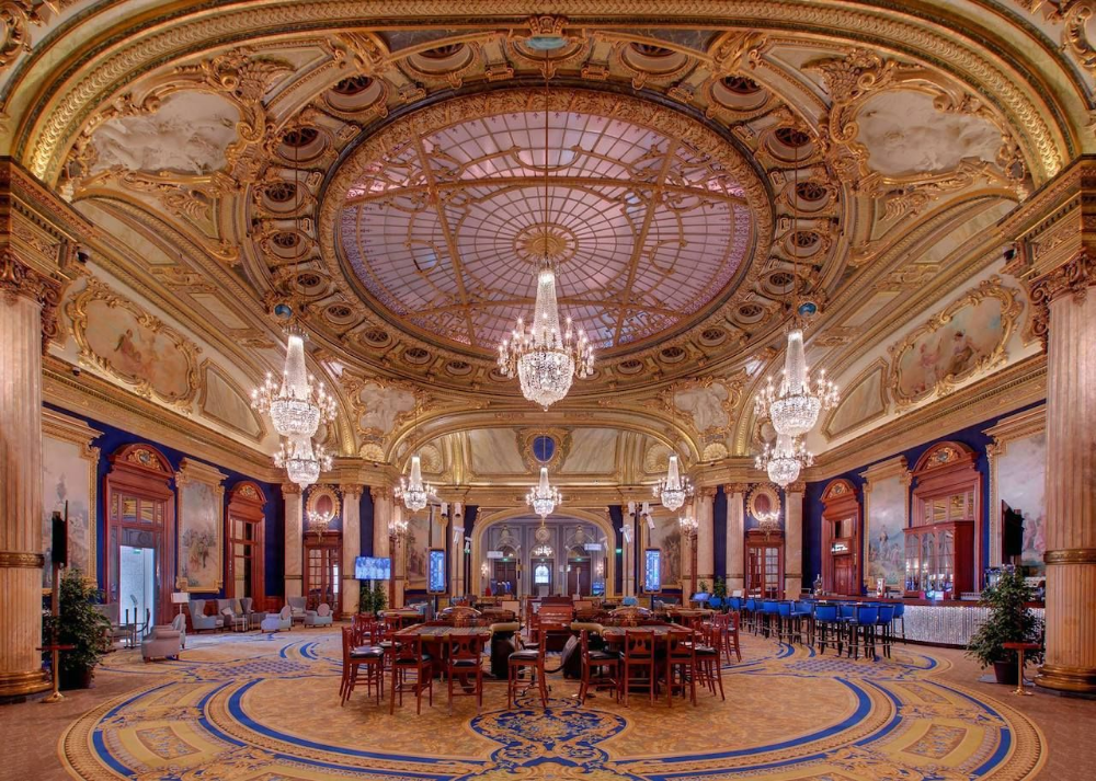The Most Glamorous Old World Casinos In Europe