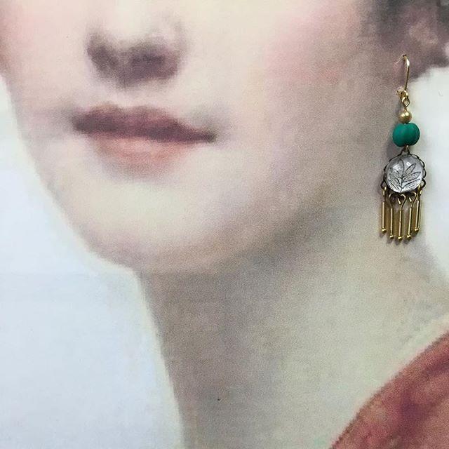 #orecchini #fattoamanoinitalia #OpificioHaroldMaude #earrings