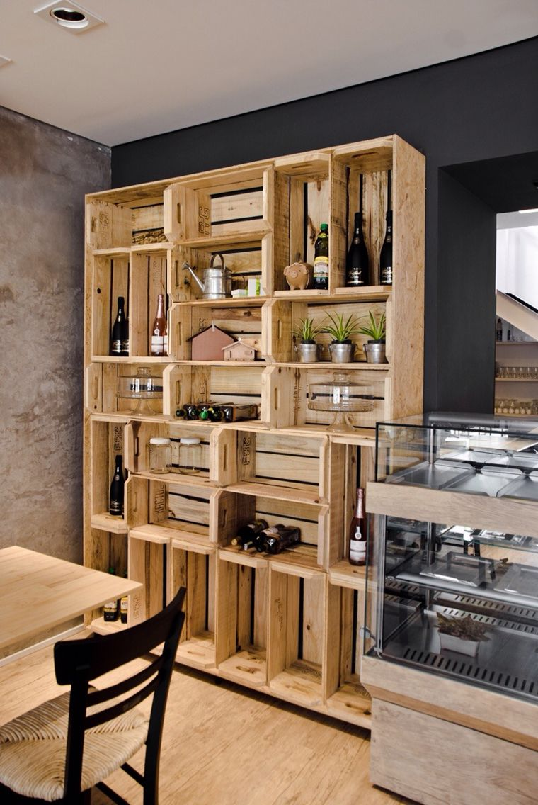 Deco Mais | Home Décor | Pinterest | Cajon madera, Tienda gourmet y ...