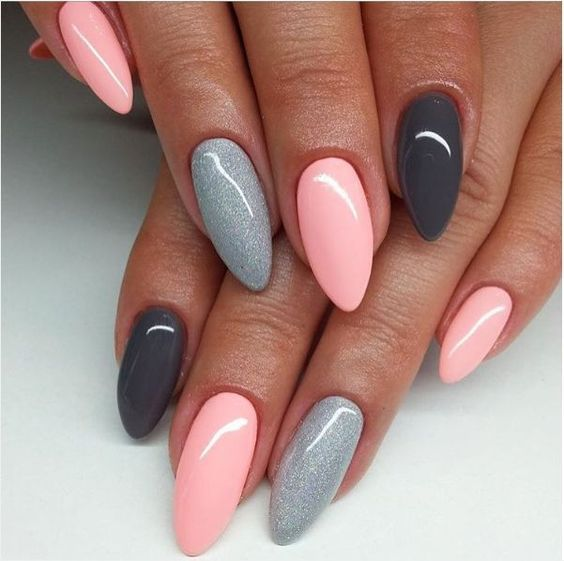 30 Gel Nail Art Designs Ideas 2017 41 Nails Pinterest Gel