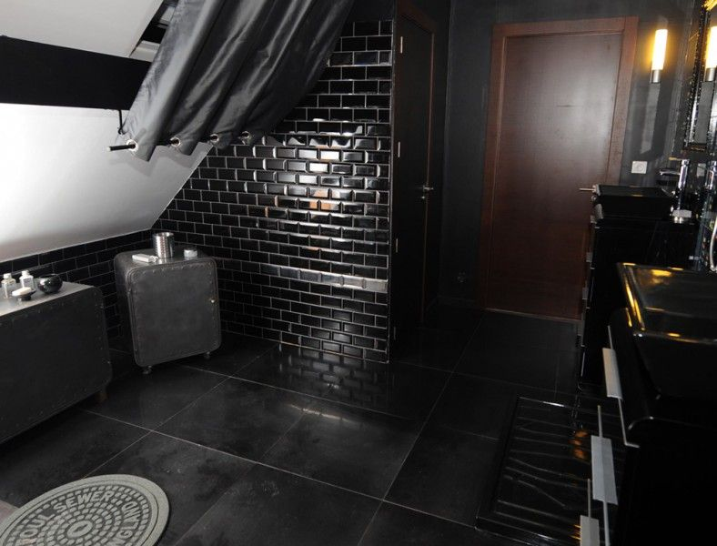 Faïence petit format Les faïences sont idéales pour les revêtements - carrelage salle de bain petit carreaux