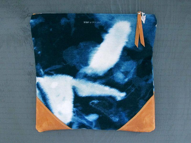 libro grande clutch-constellation