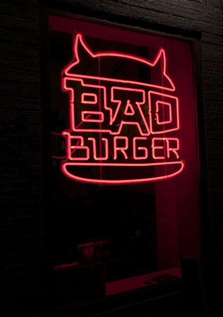 bad burger neon Neon - fresh periodic table of elements neon