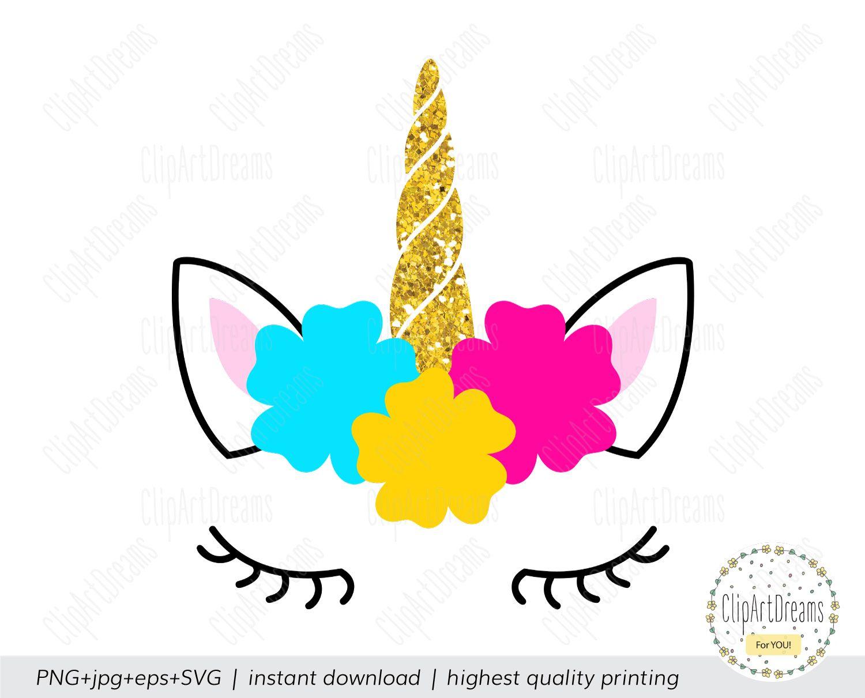 Unicorn horn with flowers in 2020 Unicorn horn, Unicorn