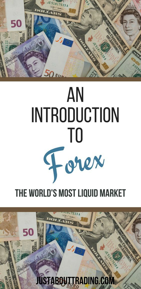 Forex market the most liquid market in the world