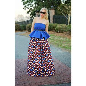 maxi skirt with pockets - Google Search