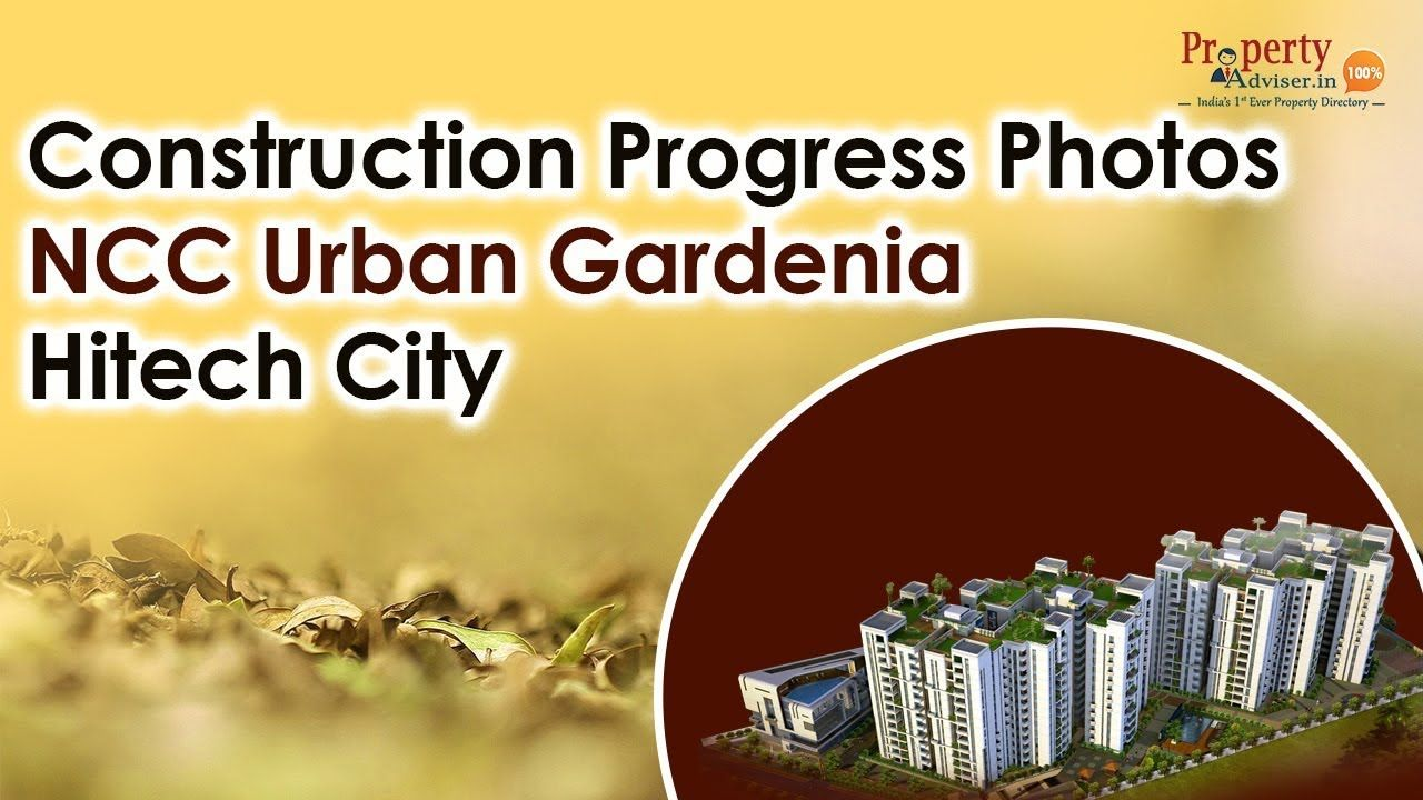 Apartments for sale in Hitech City, Hyderabad [NCC URBAN