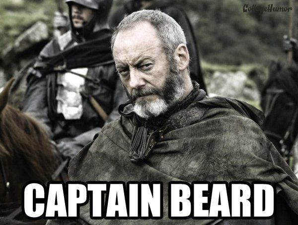 Name of Thrones: Who Every Game of Thrones Character Is - Captain Beard