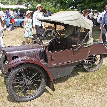 1912 Morgan Runabout Deluxe Cyclecar Morgan Motors Morgan Cars