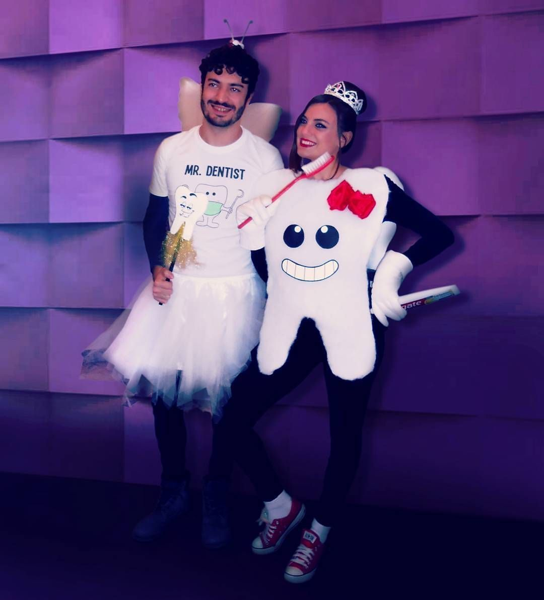 Halloween Costumes 2020 Tooth Fairys Couples Costume for Halloween » Best Ideas 2020 | maskerix.
