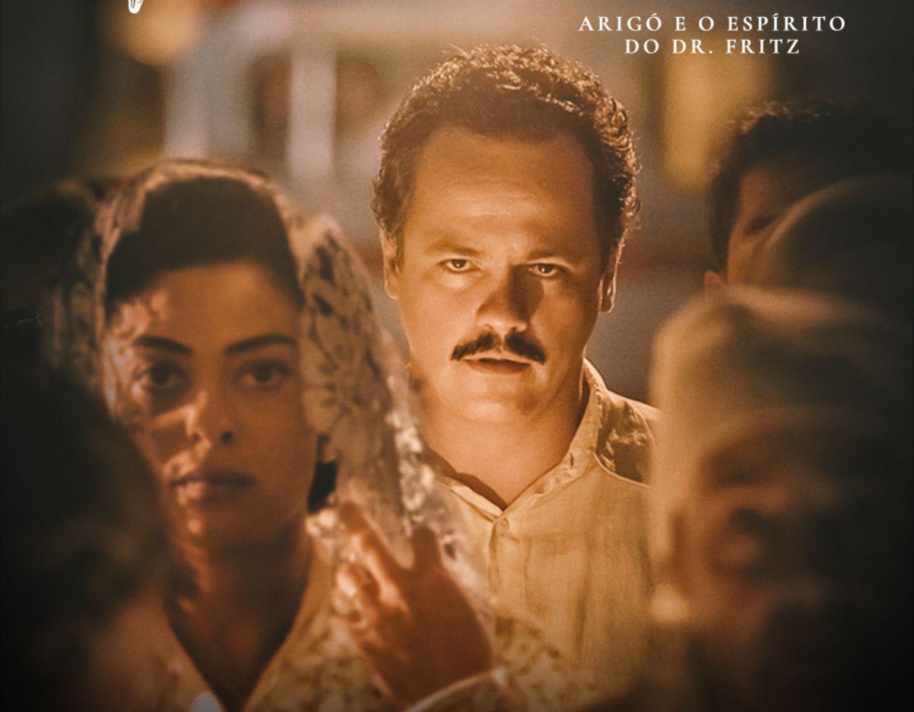 Filme Sobre O Medium Ze Arigo Predestinado Ganha Trailer Filmes Trailer Filme Nacional