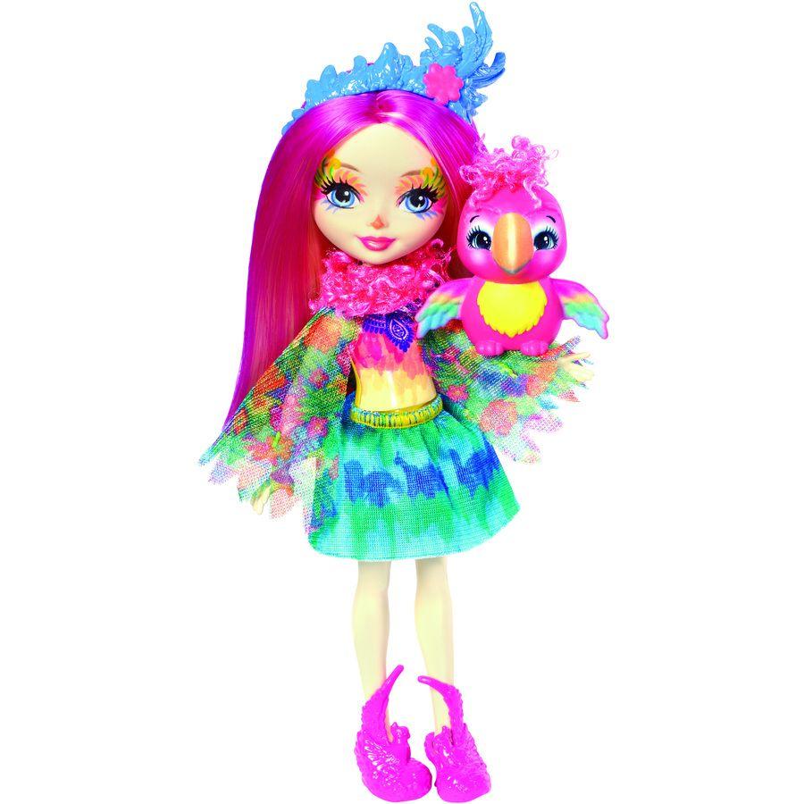 Enchantimals Doll Animal Friend Assorted Munecas Bonitas