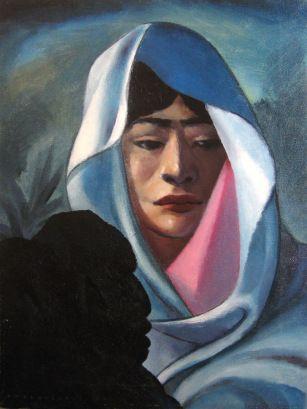 Dale Nichols, Guatemalan Woman