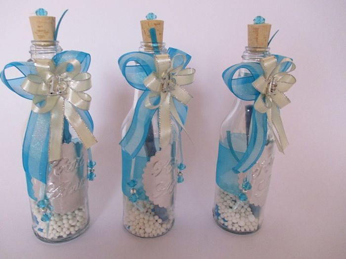 Quiere ver las mejores ideas y fotos para decorar copas y for Ideas para decorar botellas