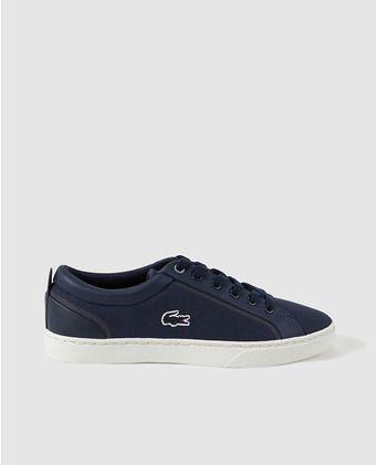 Zapatillas deportivas de mujer Lacoste azules