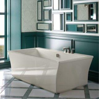 Emerald Daydream Bathroom Kohler Free Standing Bath Bath Faucet Bathroom Shower Design