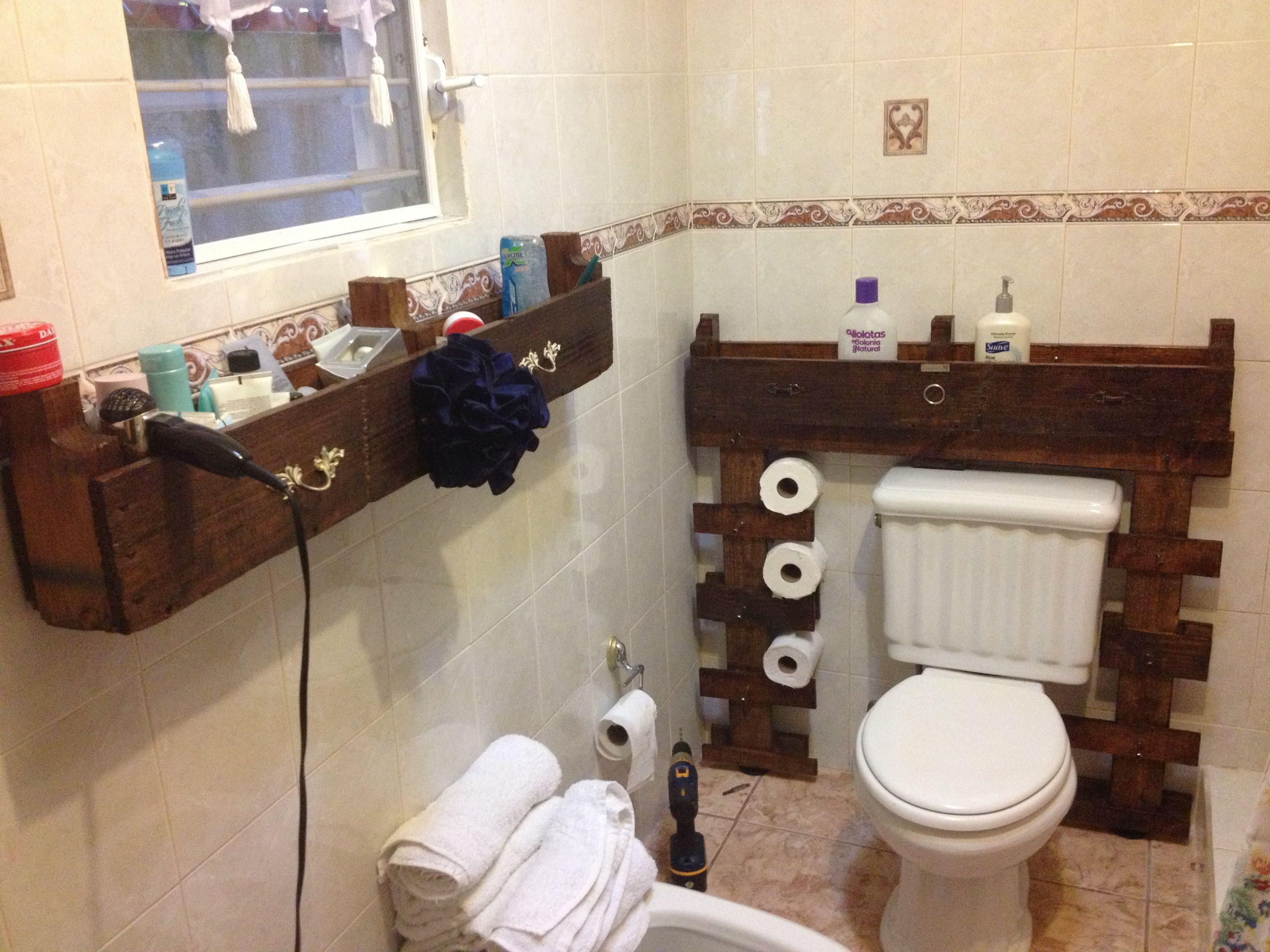 Organizadores de baño | Proyectos hechos con materiales reciclados ...