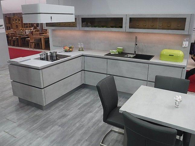 NobiliaMusterküche Moderne Designküche Ausstellungsküche