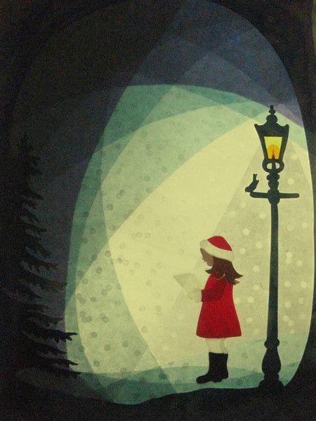 Weihnachtslieder fensterbilder adventsfenster und - Adventsfenster gestalten ideen ...
