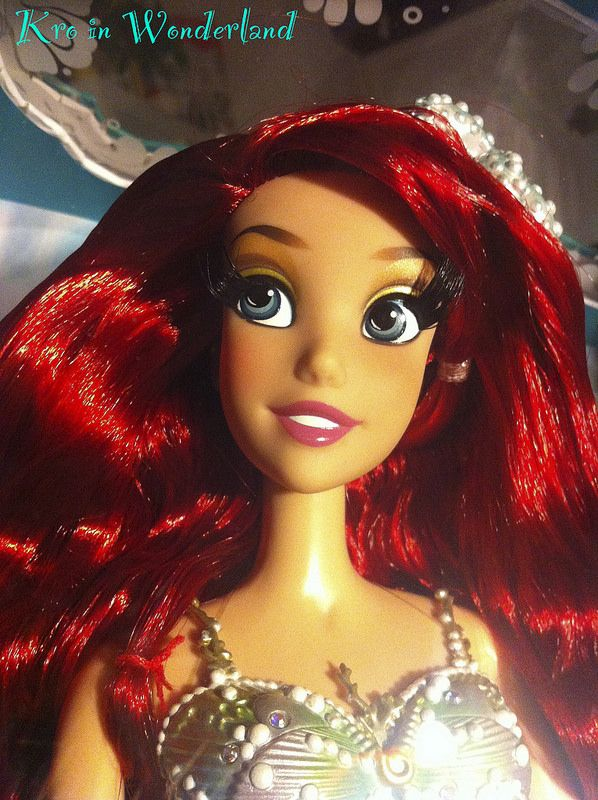 f7eb54dff6a Ariel Limited Edition Doll Disney Dolls, Disney Princesses, Disney Junior,  Cute Disney,
