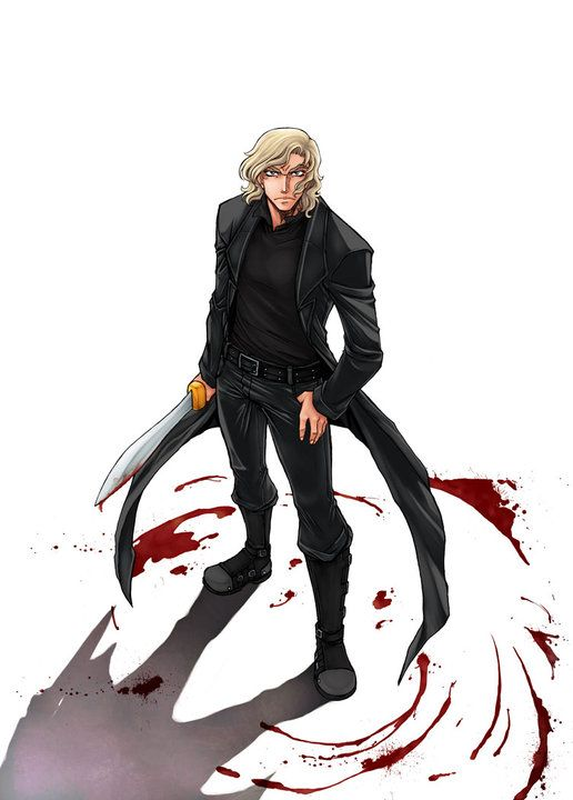 Resultado de imagen para dark hunters kyrian
