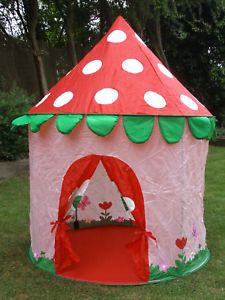 Toadstool Pop Up Play Tent | eBay : ebay pop up tents - memphite.com