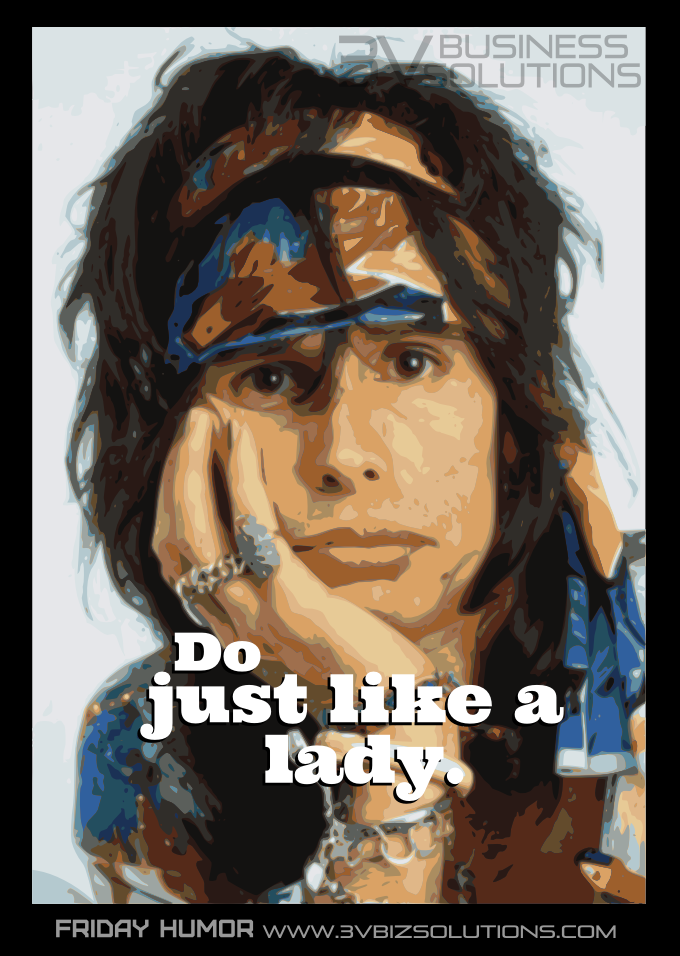Misheard Aerosmith Friday humor, Misheard song lyrics