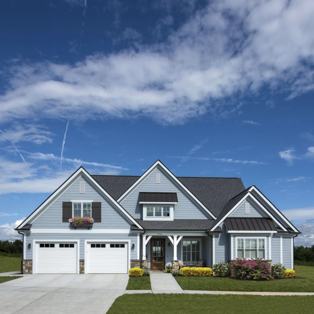 The Jenner Home Plan 1185 #modernfarmhouseexterior