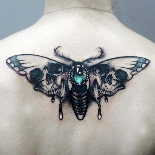 85 Wunderbare Motte Tattoo Ideen Body Art Die Ihre Personlichkeit Passt Tattoo Bedeutungen Motten Tattoo Tattoo Hals