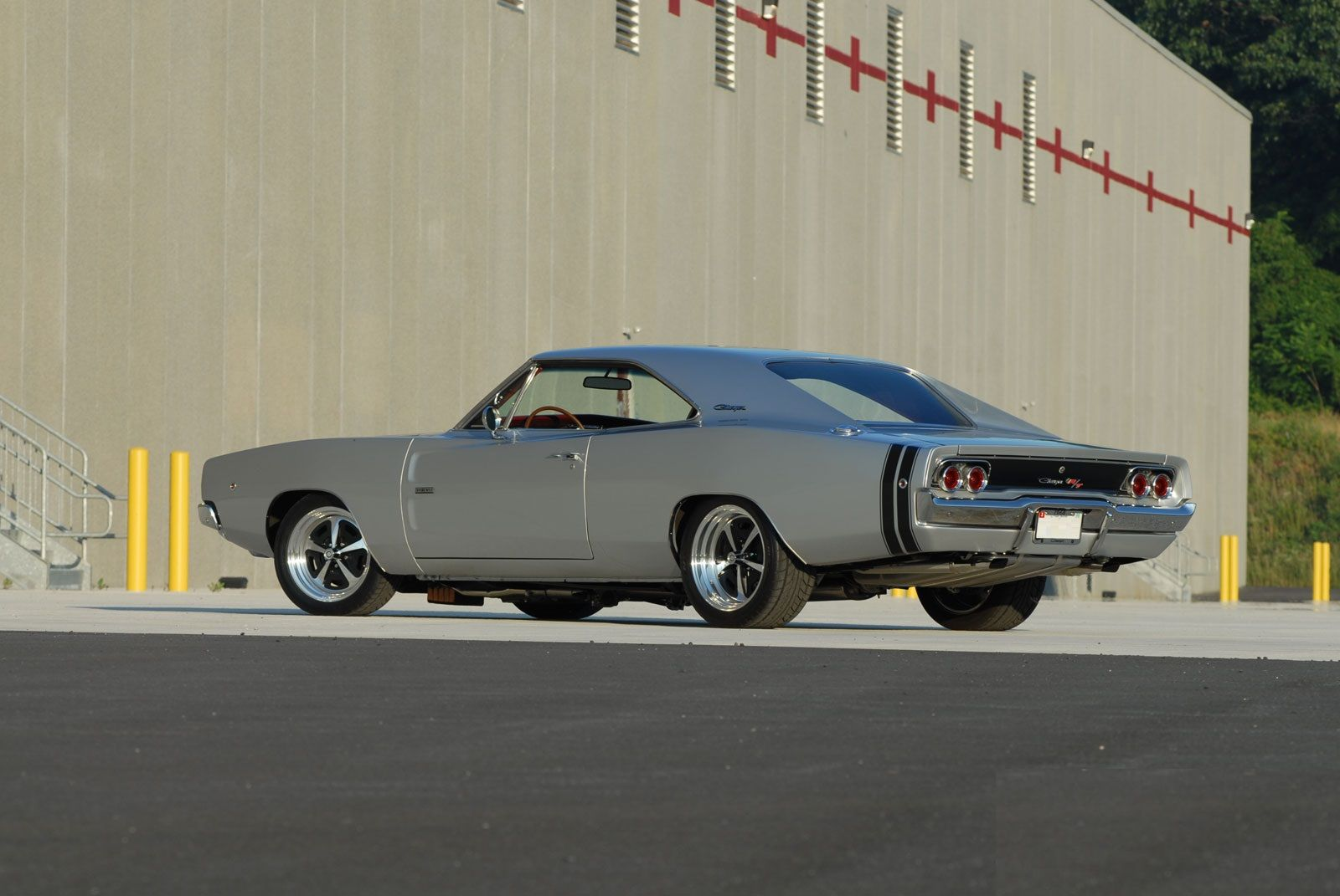 1968 Dodge Charger For Sale - The first generation Dodge Charger is ...