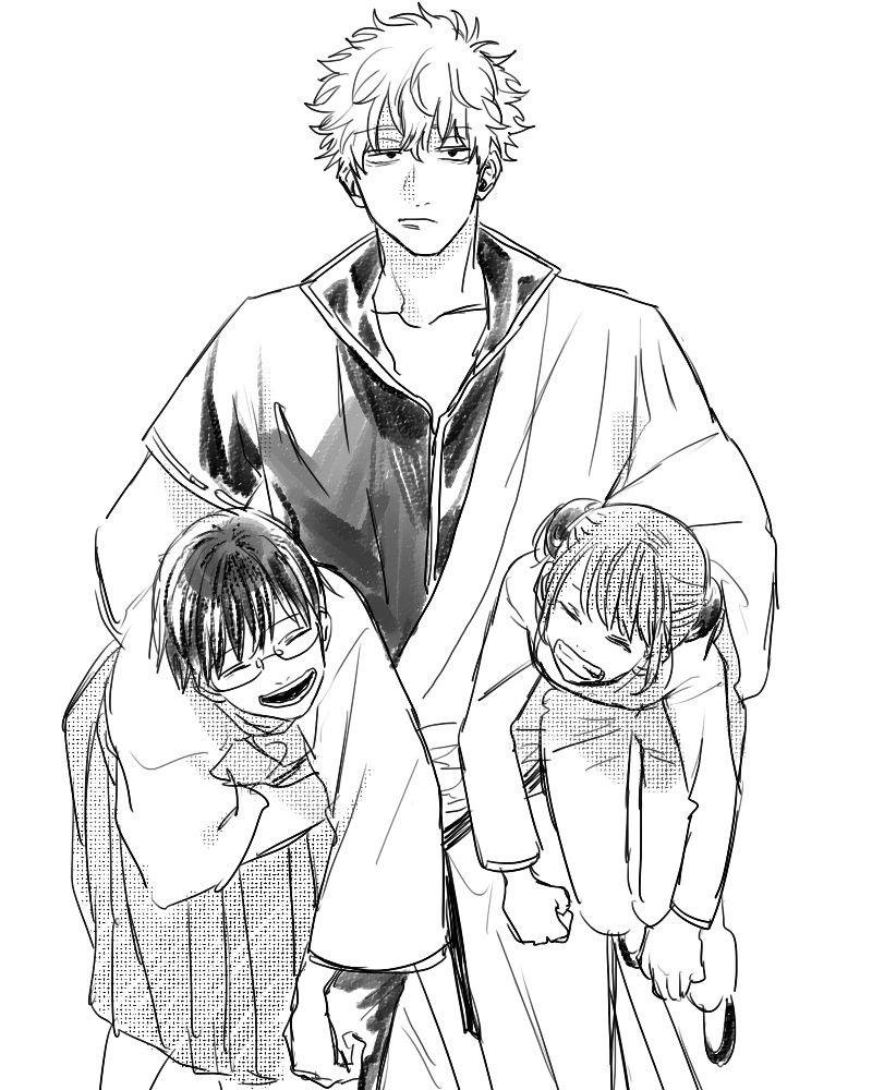 Gintama おしゃれまとめの人気アイデア Pinterest Strulli 漫画イラスト 銀魂 イラスト アニメ