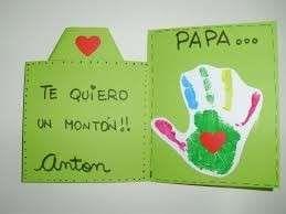 Manualidades d a del padre fotos tarjetas de felicitaci n - Camaras de fotos infantiles ...